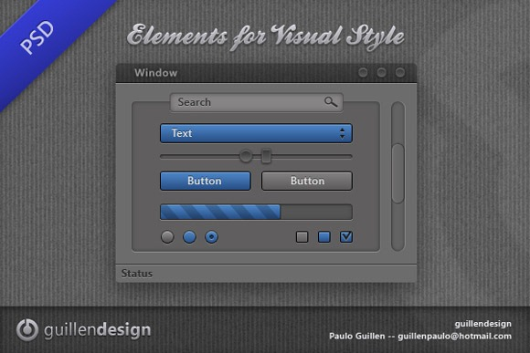 Elements-for-Visual-Styles-